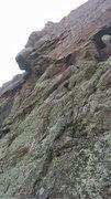 Rock Climbing Photo: Apples.