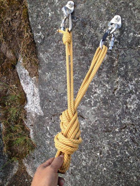 Shorten cord