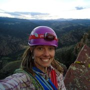 Rock Climbing Photo: my happy place. sittin' high in the lap of seneca'...
