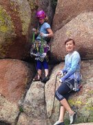 Rock Climbing Photo: as craiggy dew commented and just like the look on...