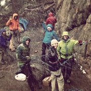 Rock Climbing Photo: doin' stuff. ropes, rigging, risk management, and ...