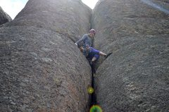 Rock Climbing Photo: why this isn't what nor nearly as big as i had exp...