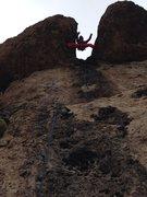 Rock Climbing Photo: beer bits. ten sleep, wy. laborday 2014