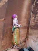 Rock Climbing Photo: women who rock, girl power, team lady bits. either...