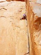 Rock Climbing Photo: Moab