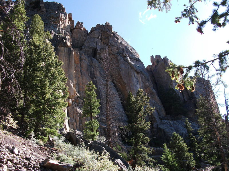 Rock Climbing Photo: Hall of Fame.
