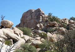 Rock Climbing Photo: Wall of Biblical Fallacies from the north, Joshua ...