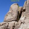 Jemimagina (5.10b), Joshua Tree NP
