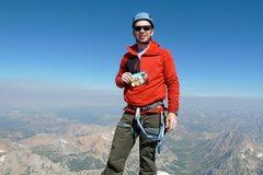 Rock Climbing Photo: Grand Teton
