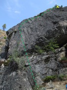Rock Climbing Photo: Ain't Misbehavin'