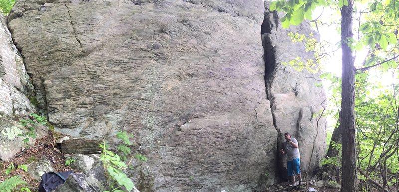"Rock Climbing Photo: """