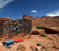 Rock Climbing Photo: Center Direct