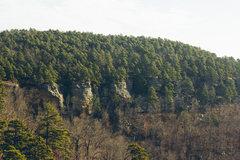 Rock Climbing Photo: Candy Mountain
