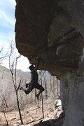 Rock Climbing Photo: Fogell