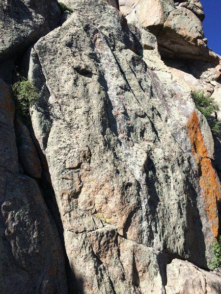 Rock Climbing Photo: More Grendle