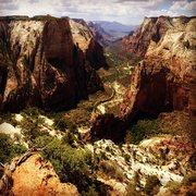 Rock Climbing Photo: Ya Gotta love Zion!