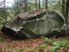 Rock Climbing Photo: 9.Under The Cosh
