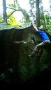 Rock Climbing Photo: Under The Cosh