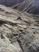 Rock Climbing Photo: Grizabella (5.7)
