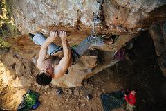 "Rock Climbing Photo: Taras Zelenchuk on ""flying elvis""  Photo..."