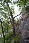 Rock Climbing Photo: Missing Pillar