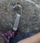 Rock Climbing Photo: moving...