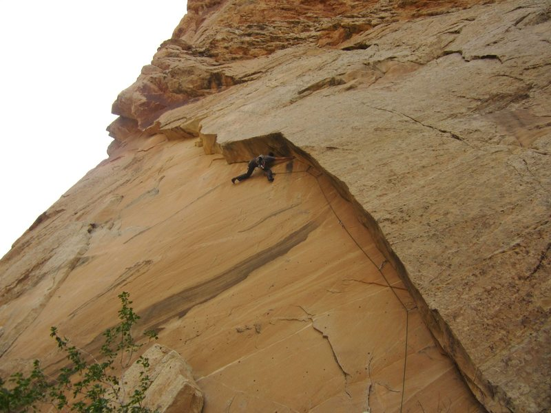 On the crux moves