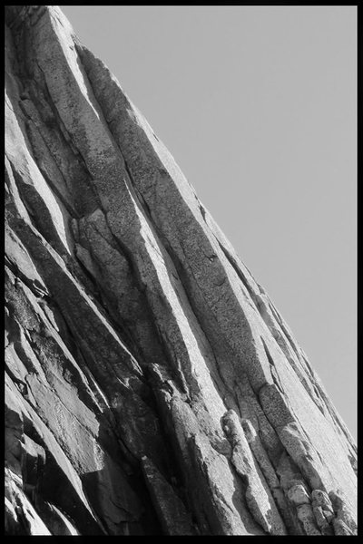 Rock Climbing Photo: pretty corner