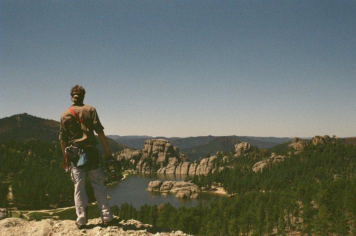 Rock Climbing Photo: A memorable top off....2010/11?