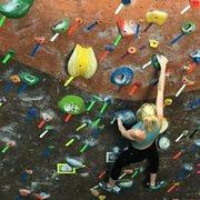Rock Climbing Photo: gym bouldering