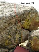 Rock Climbing Photo: Huat Hueco.