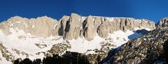 Rock Climbing Photo: Lots of rock here. Does anyone know of routes on t...