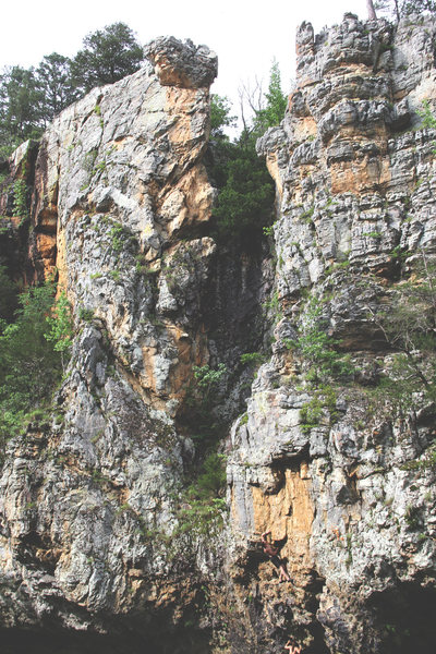 Rock Climbing Photo: Kyles DWS
