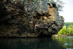 Rock Climbing Photo: Nudestyle DWS