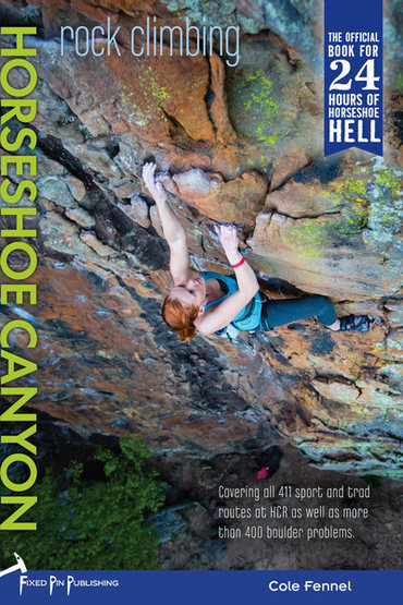 Rock Climbing Photo: HCR Guidebook