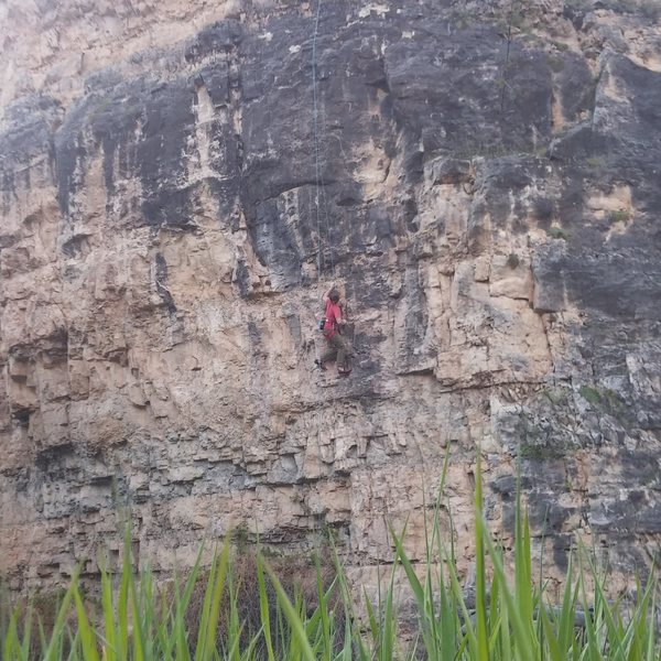 Rock Climbing Photo: Dean's List