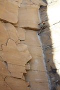 Rock Climbing Photo: One of the best traditional routes the red has to ...