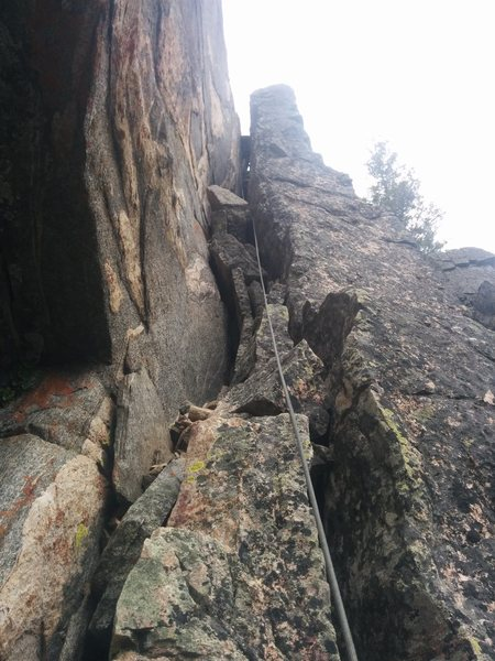 2nd pitch of zig zag