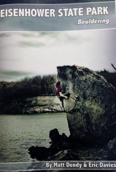 Rock Climbing Photo: ESP Bouldering guide
