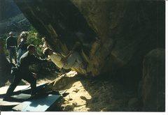 Rock Climbing Photo: Fall 1999