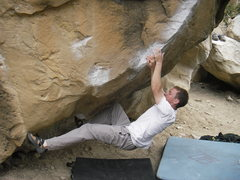 Rock Climbing Photo: Rug Rat