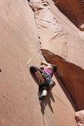 Rock Climbing Photo: Moab, Utah