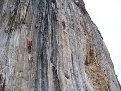Rock Climbing Photo: To Pa Ti