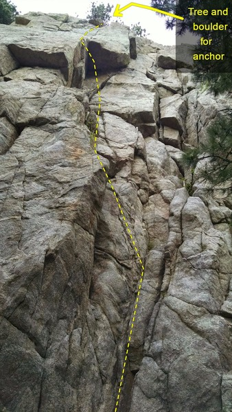 Twofers, 5.8, full route.