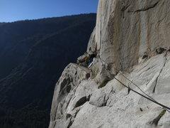 Rock Climbing Photo: oh hai