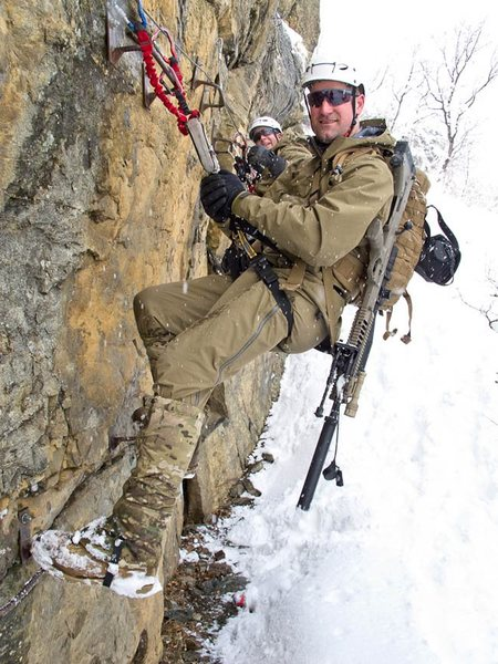 Rock Climbing Photo: Latest in climbing wear