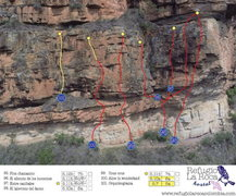 Climbing zone # 10