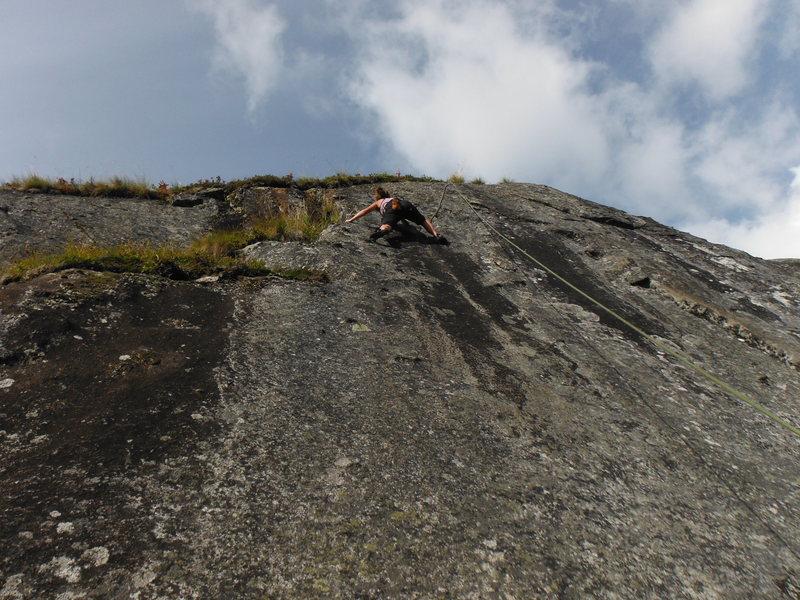Rock Climbing Photo: Santa Cruz