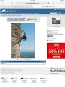 Rock Climbing Photo: And just in case the damage control machine scramb...