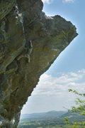 Rock Climbing Photo: The Vaporizer !